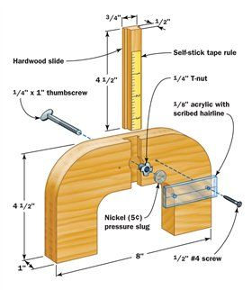 AW Extra 9/27/12 - 5 Router Jigs - Woodworking Techniques - American Woodworker