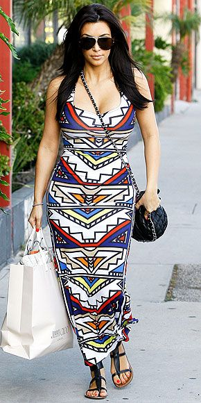 I'm not usually a huge fan of Kim's style ...but I love this!