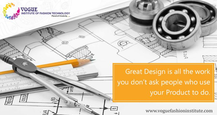 Great design is all the work you don't ask people who use your product to do.  Take up a #product #design #course at #VIFT and come up great ideas for new products and learn how to go about brining your idea into fruition. Check out https://goo.gl/xh0nyS for course details. #VIFT #ProductDesignCourses