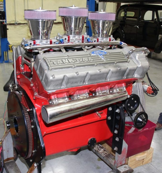 Pin by Brian Ruth on Engines | Motor engine, Ford motor company, Ford v8