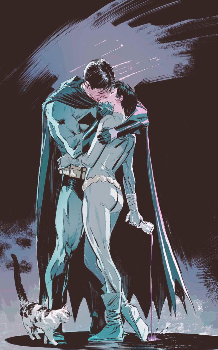 #BATCAT   Bruce Wayne / Batman   Selina Kyle / Catwoman