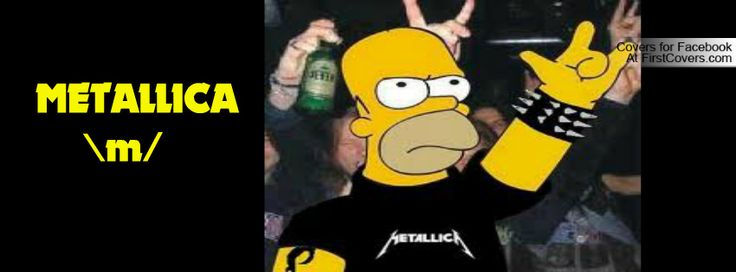 Metallica Facebook Covers Page 27 - FirstCovers.com