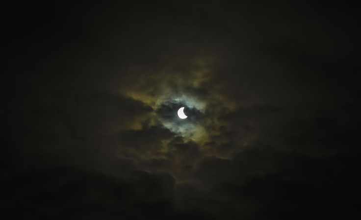 Eclipse of the Sun 2015 Poland