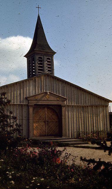 Chapel at the Valka-Lager DP Camp