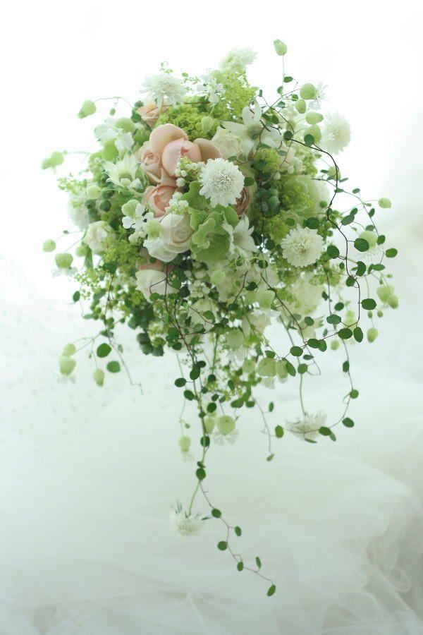 新郎新婦様からのメール 音符とすずらん : 一会 ウエディングの花