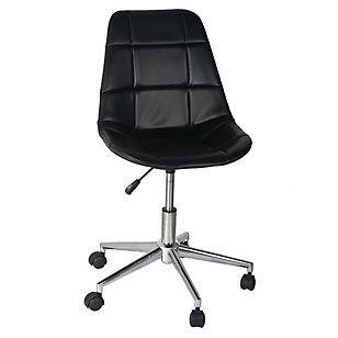 SM Silla de escritorio respaldo medio Relax