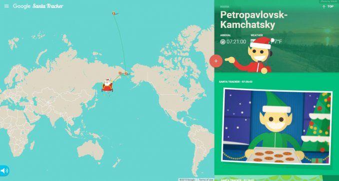 Santa Tracker: seguí en vivo el recorrido de Papá Noel por todo el mundo | Fiestas, Google, Android