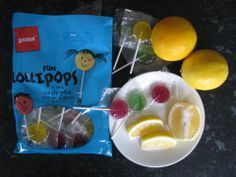 Cain and Abel: 1 Lemons and Lollies