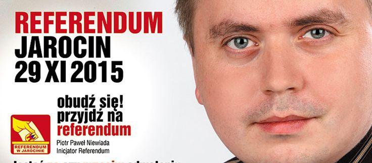 Ponad rok po referendum w Jarocinie. Wywiad z Piotrem Niewiada. Część II  http://referendumlokalne.pl/ponad-rok-po-referendum-w-jarocinie-wywiad-z-piotrem-niewiada-czesc-ii/