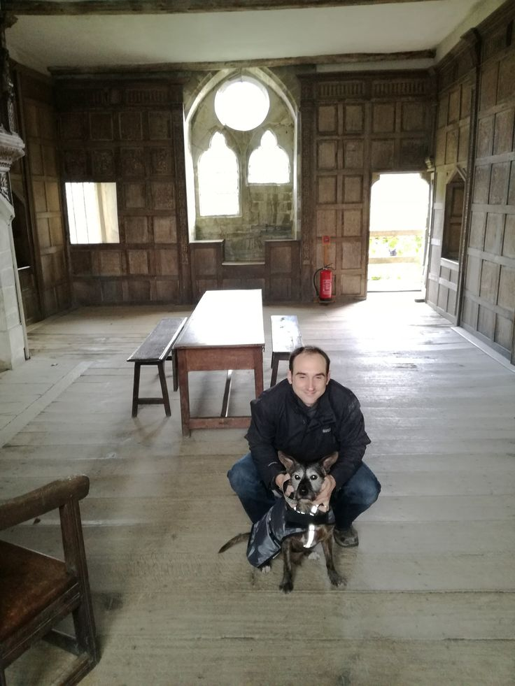A Halloween Visit to Stokesay Castle