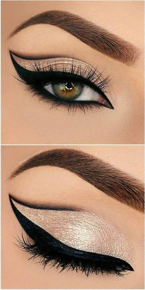 Professional Cat Eyeliner Stamp Kit In 2019