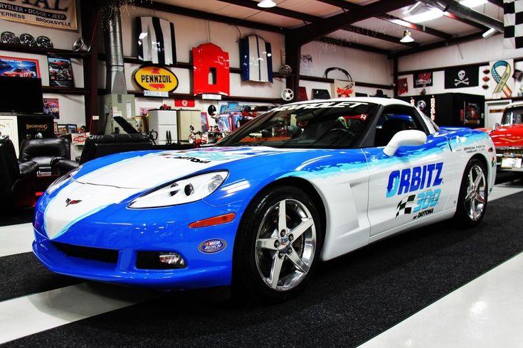 2007 Corvette Orbitz 300 Pace Car