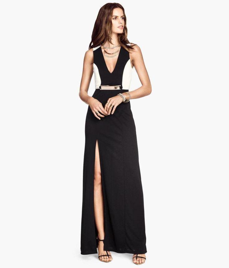 Long dress h&m perimeter mall