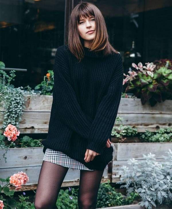 street-style-sueter-saia-meia-calca-look-inverno
