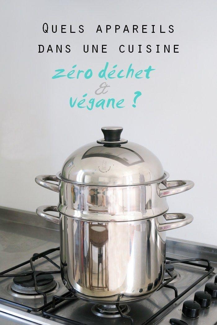 Quels Appareils Electromenagers Dans Une Cuisine Zero Dechet
