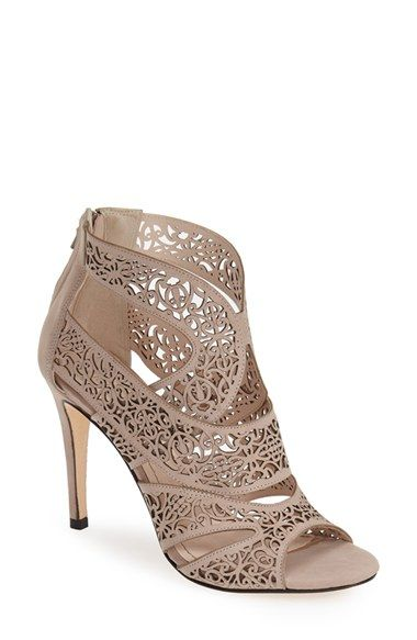 Klub Nico 'Mallorca' Laser Cutout Sandal (Women) available at #Nordstrom