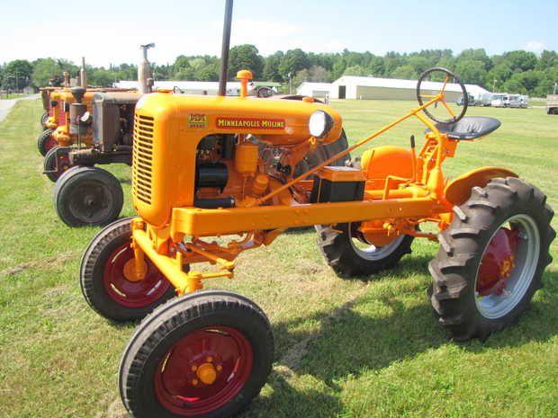 Antique Tractor Festival begins Friday in Farmington | Sun Journal