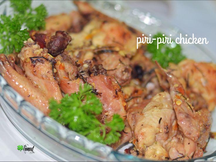 Piri-piri Chicken #grilled chicken #chicken
