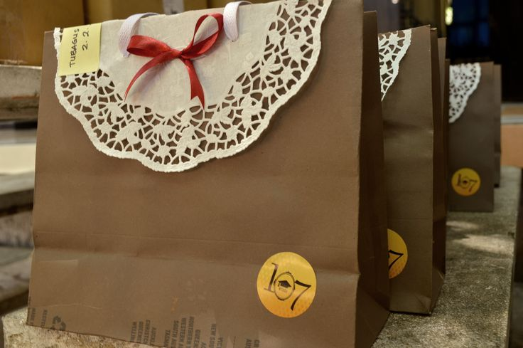 Graduation Vandel Paperbag