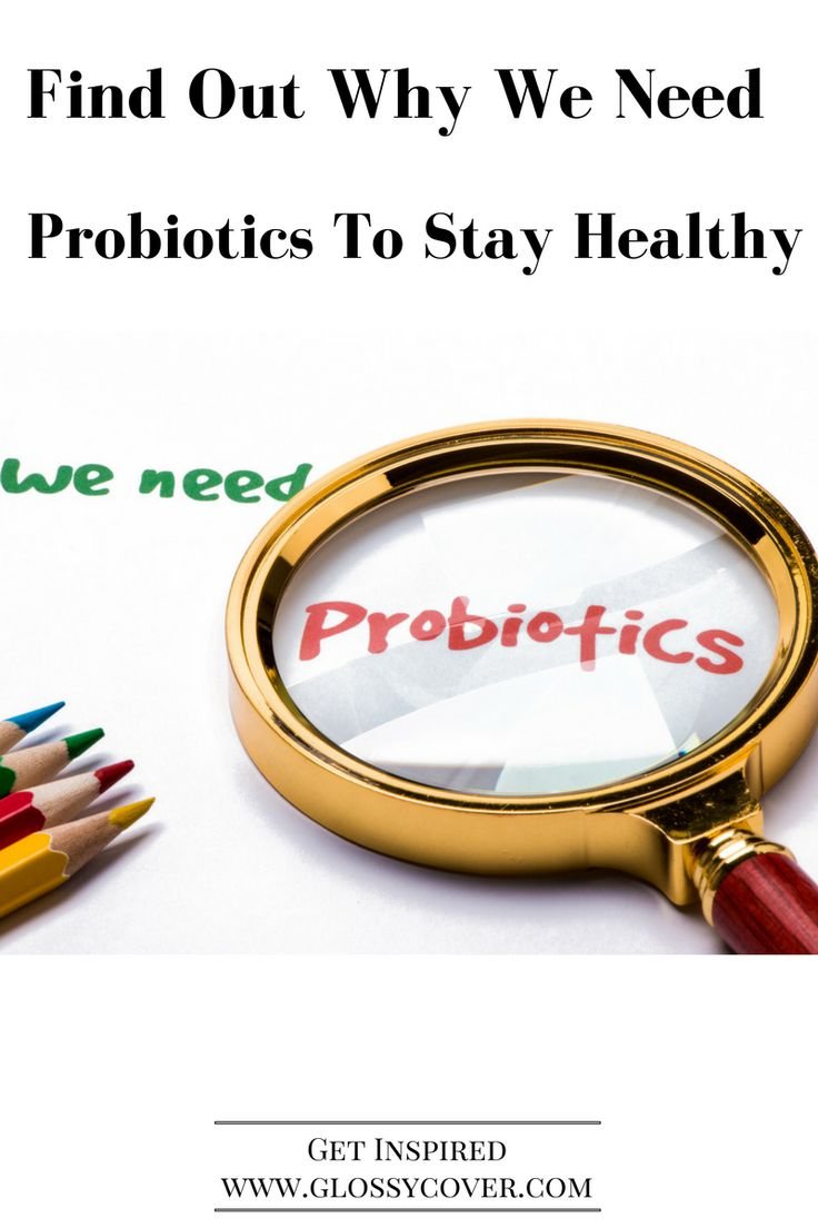 Probiotics help promote a healthy digestive tract and immune system. Here are health benefits of taking Probiotics