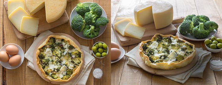 La torta salata con broccoli è una gustosissima torta salata, che farà contenti i vostri commensali.