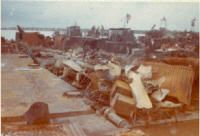 Ha Tien after an attack