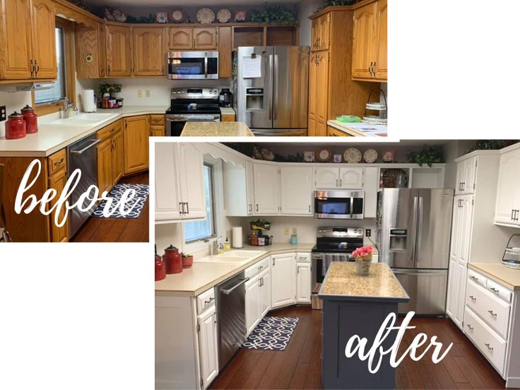 How To Paint Your Cabinets Like A Pro In 2021 Painting Cabinets Diy Kitchen And Bath Remodeling Diy Kitchen Cabinets