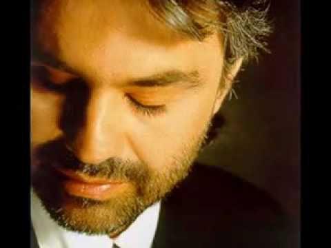 Vivo per lei Andrea Bocelli