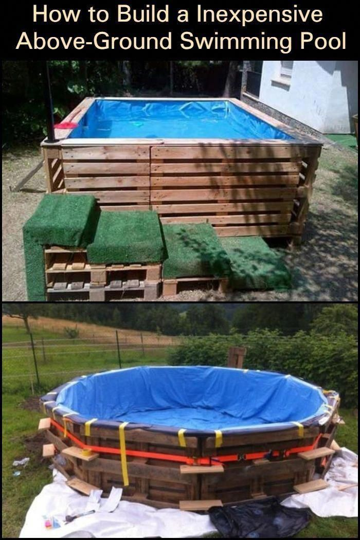 It S Fantastic Pay A Visit To These 15 Innovations All Pertaining To Dreampool Diy Swimming Pool Cheap Above Ground Pool Swimming Pools
