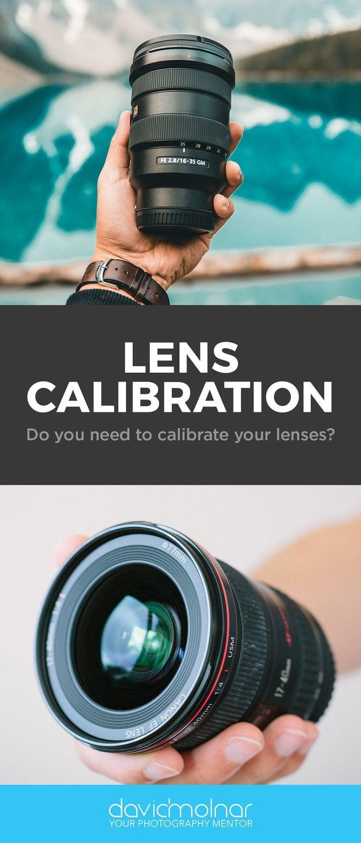 Lens Calibration For Tack Sharp Focus Camera Gear Camera Lens Dslr Camera Gear