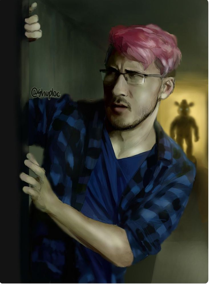 when someone says they have never heard of Markiplier