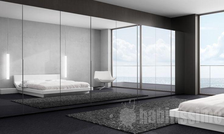 Armario con espejos. Ideas para decorar tu hogar en Habitissimo