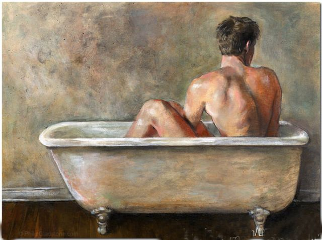 man-naked-in-tub-nude-person-sucks