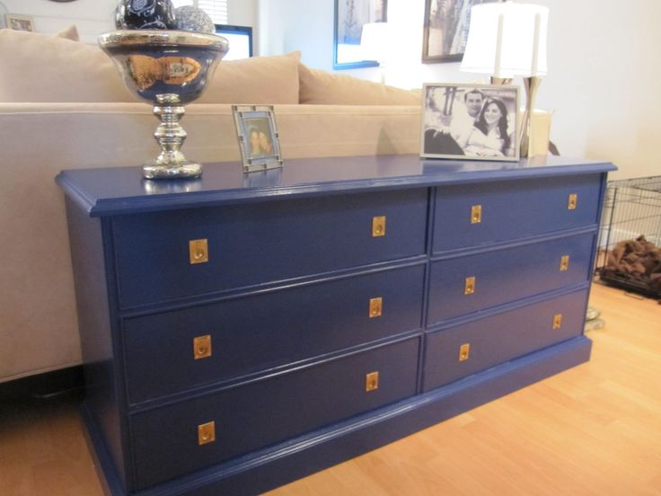 17 Best Images About Navy Blue Painted Dresser On