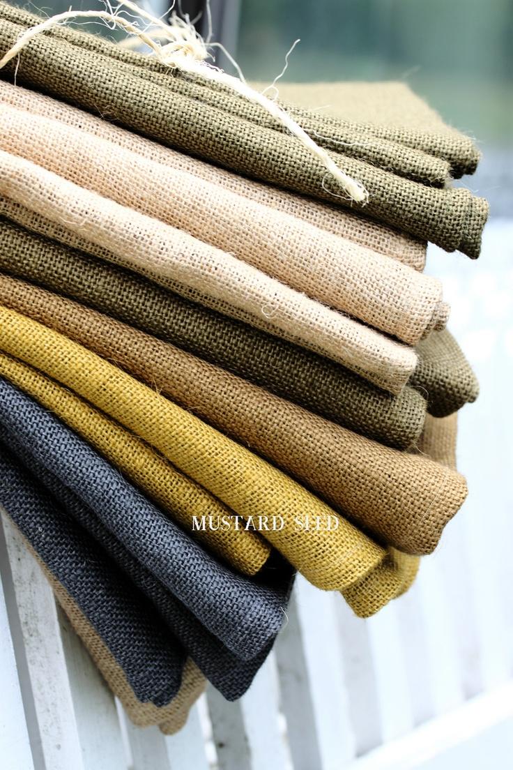 84 l farm table burlap runner 14w x 84 l color mustard