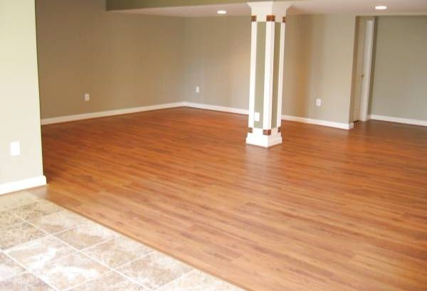 Cheap Basement Flooring Ideas & 111 best basement floor images on Pinterest | Garage storage ...