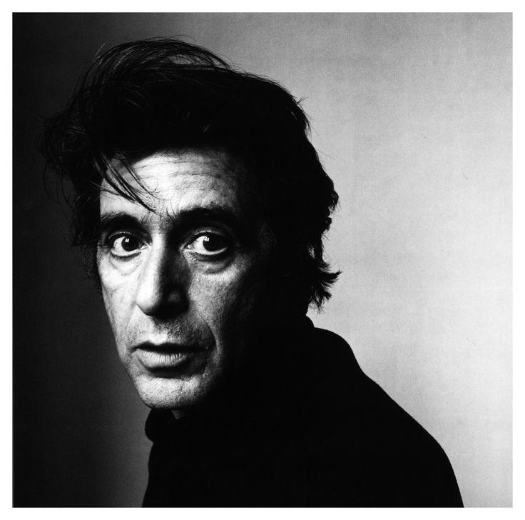 Al Pacino by Irving Penn