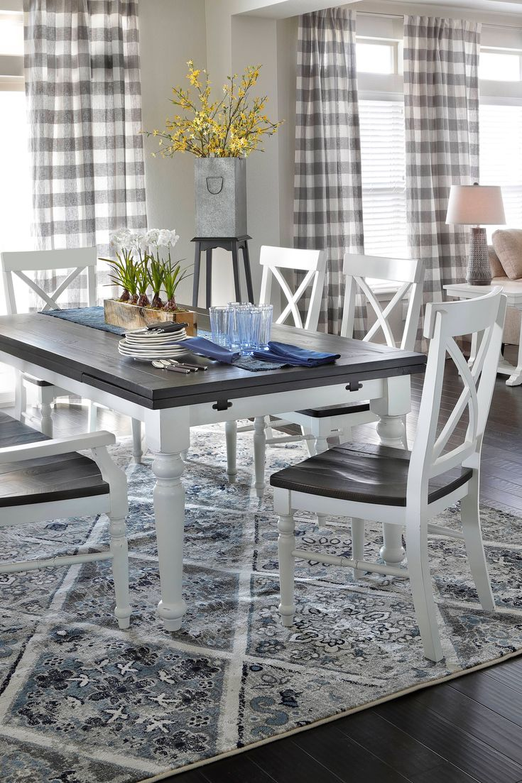 Furniture Row Black Friday Deals: The District Dining Set ...