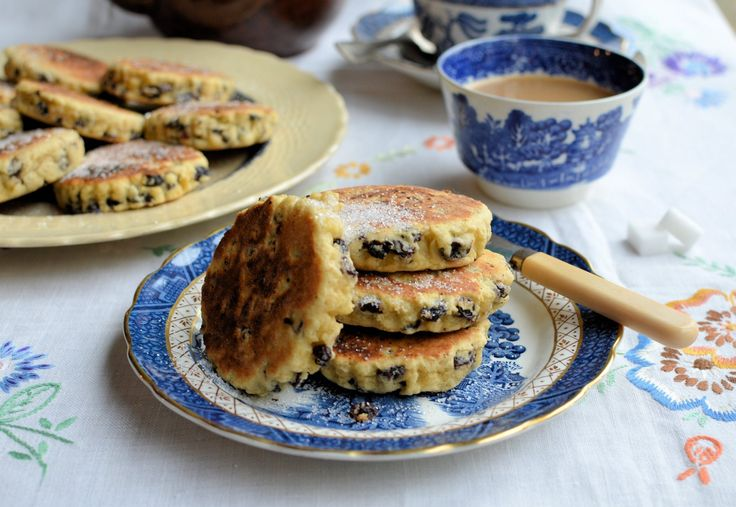 How to Make Welsh Cakes - Great British Chefs (Griddle Cakes - with Currants)
