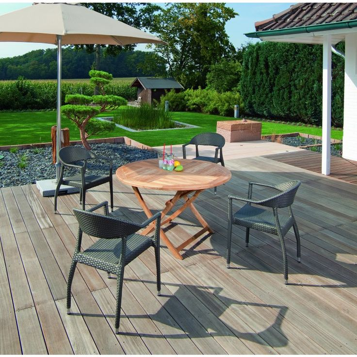 36 best gartenm bel images on pinterest garden deco backyard patio and balconies. Black Bedroom Furniture Sets. Home Design Ideas