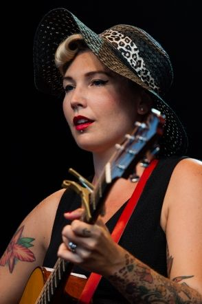 Elin Ruth @ Taubescenen, Liseberg #Concert #Photography