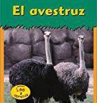 #3: El avestruz (Animales del zoológico) (Spanish Edition)