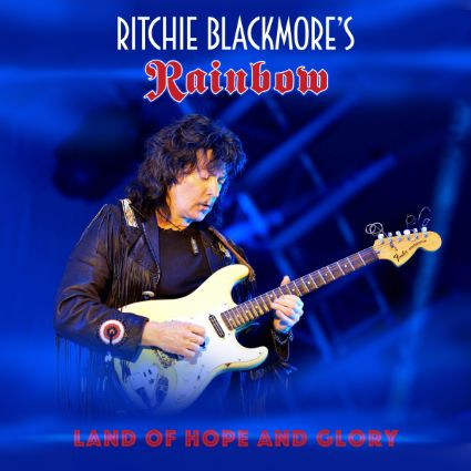 Ritchie Blackmore's Rainbow releases new song, expressing solidarity & support for Manchester & the UK