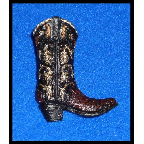 """TEXAS COWBOY REFRIGERATOR MAGNET COOL *PUT REMINDERS AND NOTES ON THE FRIDGE"""" - $0.01"""