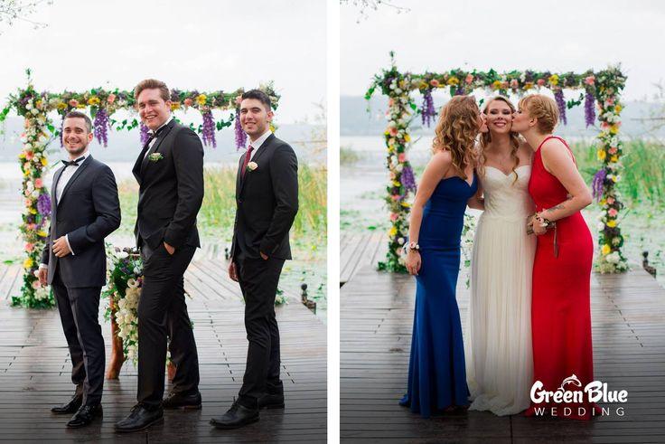Büşra & Kaya'nın düğününden eğlenceli kareler!😍  ☎️İletişim:0533 226 5338 Görsel: @fotografpenceresi #greenbluesapanca #wedding #kırdüğünü #düğün