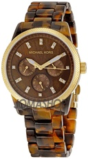 Michael Kors Tortise Shell watch, I want this!!!