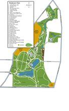 Piedmont Park Map