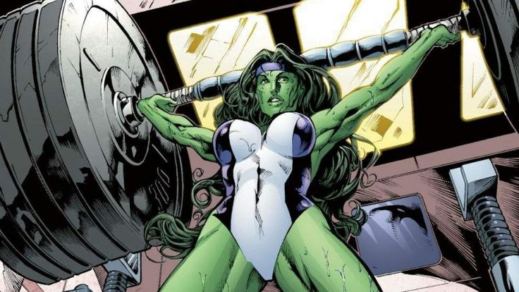 She-Hulk was only created to protect potential future TV/film rights