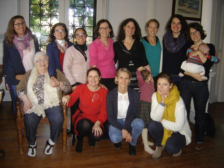 Week-end retrouvailles des anciens volontaires en Syrie