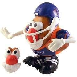 NCAA Boise State Mr. Potato Head Multi 6""